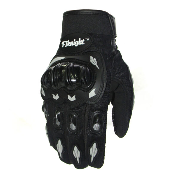 Safety Winter Motorcycle Leather Gloves gray XXL PAU_03MEJ9IS at TotalPro.com.au - Australia