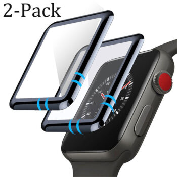 Android Watch Full Covered Tempered Glass Protector PEL_03J0I7AO at TotalPro.com.au - Australia