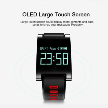 Cell Phone Watch DM68PLUS 0.95 Inch Smart Bracelet NCV-PEL_01INSR6B at TotalPro.com.au - Australia