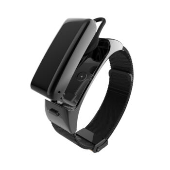 Android Watch 0.96 Inches Smart Sports Bracelet 2 in 1 Call Listen to Music Step Counter Smart Watch Wireless Bluetooth Black steel PEL_0BJMJEHG at TotalPro.com.au - Australia
