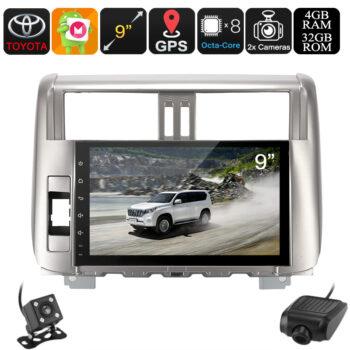 1 DIN Car DVD Player 1 DIN Car Stereo Land Cruiser Prado NCV-CVAIO-C534 at TotalPro.com.au - Australia