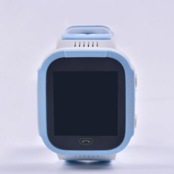 Cell Phone Watch Anti-lost Child Kid Smartwatch Positioning GPS Wristwatch Track Location SOS Call Safe Care Y21 touch screen version white and blue PEL_0D0NNQXI at TotalPro.com.au - Australia