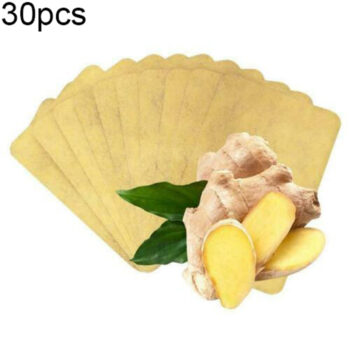 Health & Fitness Gadgets 10/30/50PCS Herbal Ginger Transdermal Patch 30  pieces PBE_063C1MS2 at TotalPro.com.au - Australia