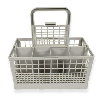 Dishwasher Universal Dishwasher Cutlery Basket Storage Box for Tableware Cutlery Drying Storage Silver PHO_07Y387TM at TotalPro.com.au - Australia