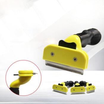 Digital USB Microscopes Dog Shaver Animal Hair Trimmer Stainless Steel Grooming Comb Teeth for Pets   yellow_Small 147*55*50mm PHO_0CH6XSL1 at TotalPro.com.au - Australia