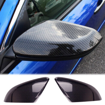 Car Cover 2pcs Rearview Mirror Cover Side Door Mirror Carbon Fiber Cover Trim For Honda Civic 2016 2017 2019 PAU_06IIS07I at TotalPro.com.au - Australia