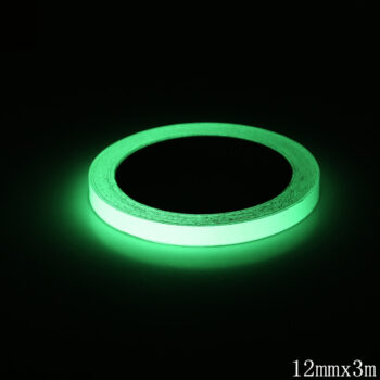 Accessories 10M Bright Night Vision Ribbon Glow In Dark Sticker Home Decoration Security Safety Warning Security Reflective Tape Ribbons PHO_012XJNIJ at TotalPro.com.au - Australia