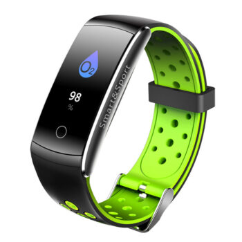 Android Watch 0.96 Inch IPS LCD Screen Smart Watch Blood Pressure Heart Rate Monitor Sports Fitness Tracker green PEL_01E02PRZ at TotalPro.com.au - Australia