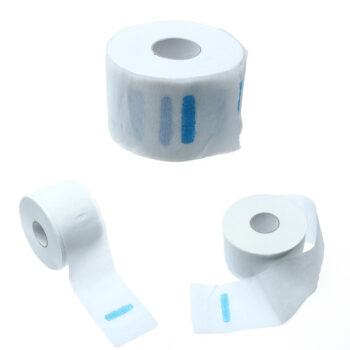 Sculpt Tools 1 Roll Pro Stretchy Disposable Neck Paper Strip for Barber Salon Hairdressing  white PBE_065O8QY3 at TotalPro.com.au - Australia