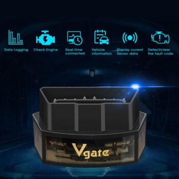 Diagnostic and Testing Tools iCar Pro Bluetooth/Bluetooth 4.0 Low Power Smart Sleep OBD2 Car Detector for Vgate  As shown PAU_066RR1MZ at TotalPro.com.au - Australia