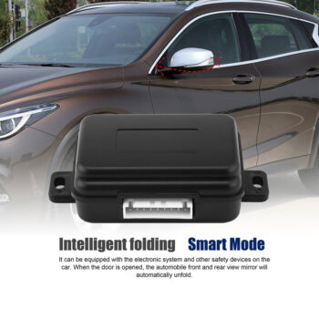 Body Car Auto Rearview Mirror Circuit Protection Intelligence Automatic Folding System Controller System Car Accessory black PAU_080K0NLQ at TotalPro.com.au - Australia