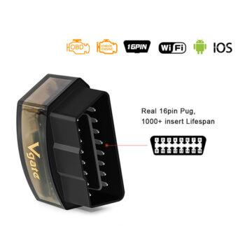 Diagnostic and Testing Tools iCar Pro WIFI Low Power EOBD/OBD2 Car Detector Supports IOS and Android for Vgate As shown PAU_066SQRR8 at TotalPro.com.au - Australia