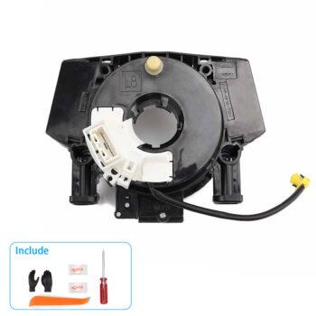 Ignition Parts Spiral Cable Clock Spring Airbag For Nissan Navara Pathfinder OE:25567-ED501/25567-EB301+Kit black PAU_07RW9HJG at TotalPro.com.au - Australia
