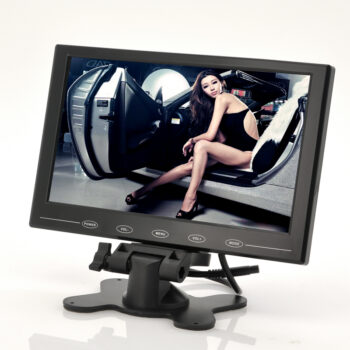 Headrest Monitors & DVD Players 9 Inch TFT LCD Monitor For In-Car Headrest NCV-CVTM-C182 at TotalPro.com.au - Australia