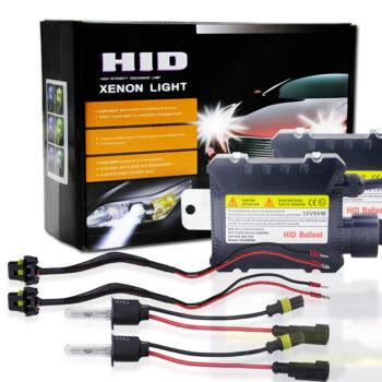 TotalPro – 2pcs/set 55W H3 HID Xenon Headlight Bulbs Conversion KIT 3000-12000K for Car