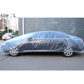 Car Cover 3 Size LDPE Film Outdoor Clear Full Car Cover PAU_00A6CPB8 at TotalPro.com.au - Australia