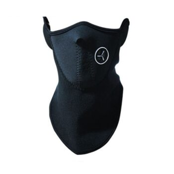 Unisex Motorcycle Half Face Mask Cover Fleece Ski Snow Warm Winter Neck Guard Scarf Warm Protecting Mask black PAU_037MVUTG at TotalPro.com.au - Australia