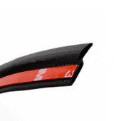 Insulation and Noise Control 4M Universal Car Z-Shape Rubber Seal PAU_003P9601 at TotalPro.com.au - Australia
