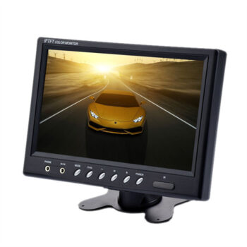 Headrest Monitors & DVD Players 9 Inch TFT LCD Monitor NCV-CVAIA-C675 at TotalPro.com.au - Australia