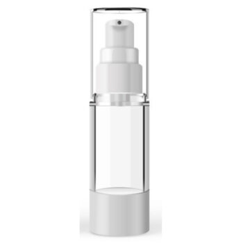 Bags & Boxes 15ml-100ml  Plastic Cosmetic Bottle Refillable Bottles Emulsion Spray Transparent Airless Pump Vacuum Container PBE_067WSKBV at TotalPro.com.au - Australia
