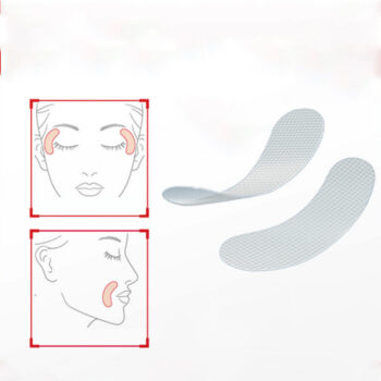 Female Health 12/24/27pcs Face Line Wrinkle Sagging Skin Lift Up Tape Frown Smile Lines Anti-Wrinkle Patches apricot_24 pieces (3) PBE_03HP9YBQ at TotalPro.com.au - Australia