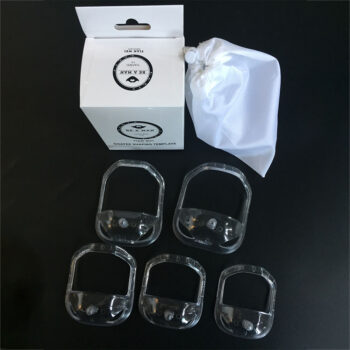 Bags & Boxes 5 Pcs/set Men 5 Sizes Beard Care PBE_03HFQR3S at TotalPro.com.au - Australia