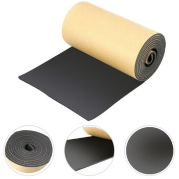 Insulation and Noise Control Car Auto Door Protector Garage Rubber Strip Wall Guard Bumper Safety Parking Accessories gray PAU_08APKQQZ at TotalPro.com.au - Australia