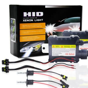 TotalPro – 2pcs/set 55W H1 HID Xenon Headlight Bulbs Conversion KIT 3000-12000K for Car