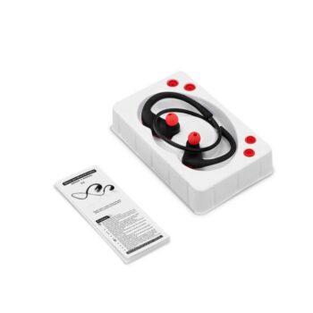 TotalPro – R8 Bluetooth Earphones Neckband Sport Headphones with Mic Wireless Stereo…