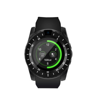 Android Watch 1.3 inches Smart Bluetooth Waist Watch Fitness Trackerof Gifts for Men Women  black PEL_0B84830E at TotalPro.com.au - Australia