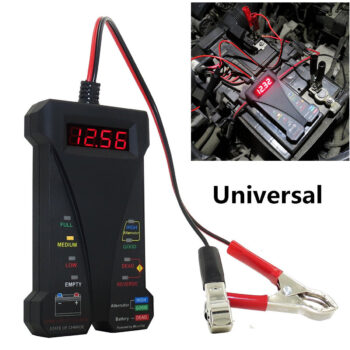 Diagnostic and Testing Tools LCD Display Digital Battery Tester PAU_042S950Y at TotalPro.com.au - Australia