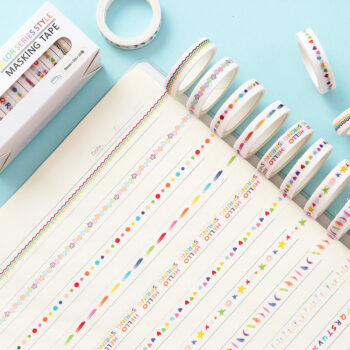 Home Appliance Service 8MM DIY Sticker Type Dividing Line Diary Planner Scrapbook Sticker Label Masking Tape 1# PHO_0JN9XW94 at TotalPro.com.au - Australia