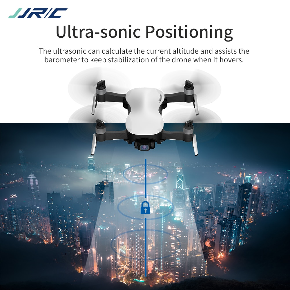 JJRC X12 4K Drone Profissional with Camera HD 5G Quadcopter Optical Flow Brushless Dron with Stabilizing Gimbal Gps Quadrocopter