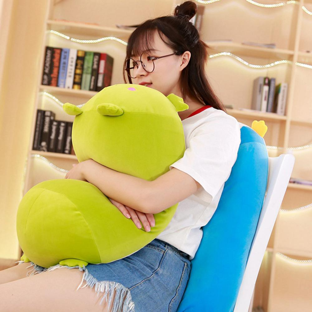 Squishy Chubby Cute Animal Plush Toy Soft Cartoon Pillow Cushion