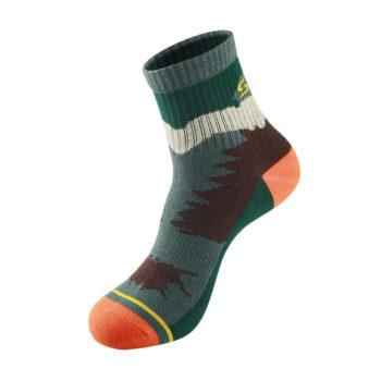 TotalPro – Men Outdoor Qucik-Drying Socks Breathable Sports Socks For Hiking…