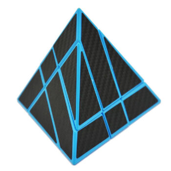 TotalPro – 3x3x3 Magic Cube Pyramid Puzzle Speed Cube Toys For Children…