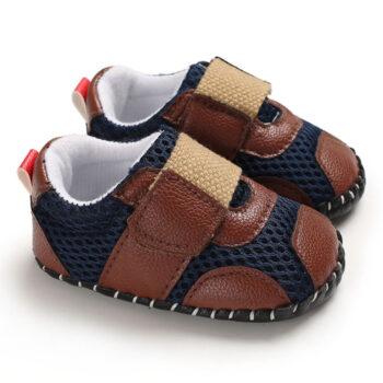 TotalPro – 0-1 Years Baby Infant Boys Soft Rubber Sole Shoes Sports…