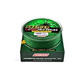 TotalPro – 100M Super Strong PE Braided Fishing Line 8LB  Green – Green…