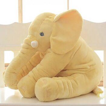 TotalPro – 60 cm Baby Crib Elephant Plush Toy ,5 Colors Option…