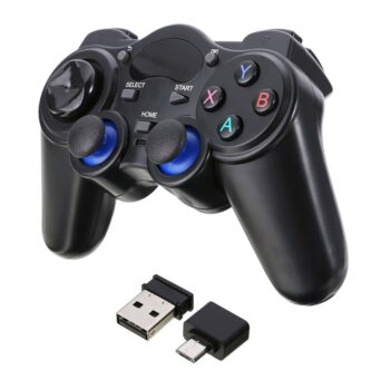 TotalPro – 2.4G Wireless Gaming Controller Gamepad for Android Tablets PC TV…